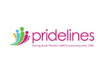 Pridelines - Logo