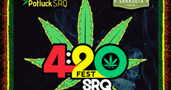 420Fest SRQ - Description of event held by PotLuck SRQ in Sarasota, Florida