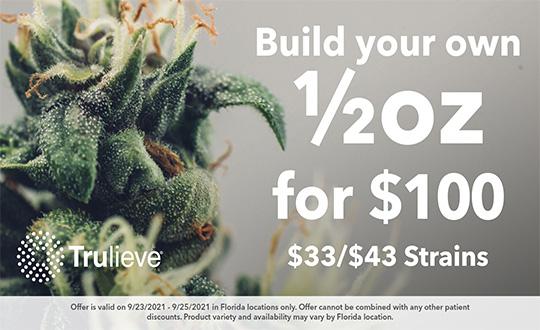 Build your own 1/2 oz!