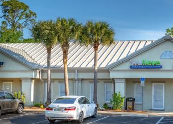 Photo showing Palm Coast's location