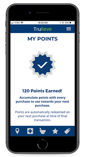 YOUR POINTS