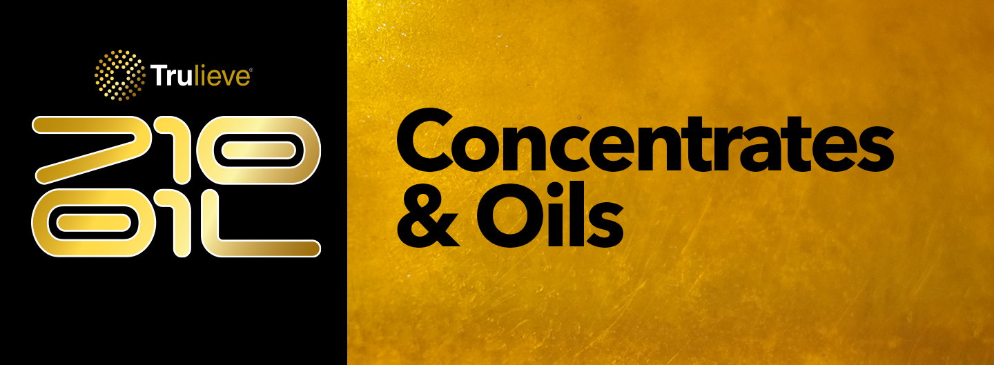 710 Banner Concentrates and Oils