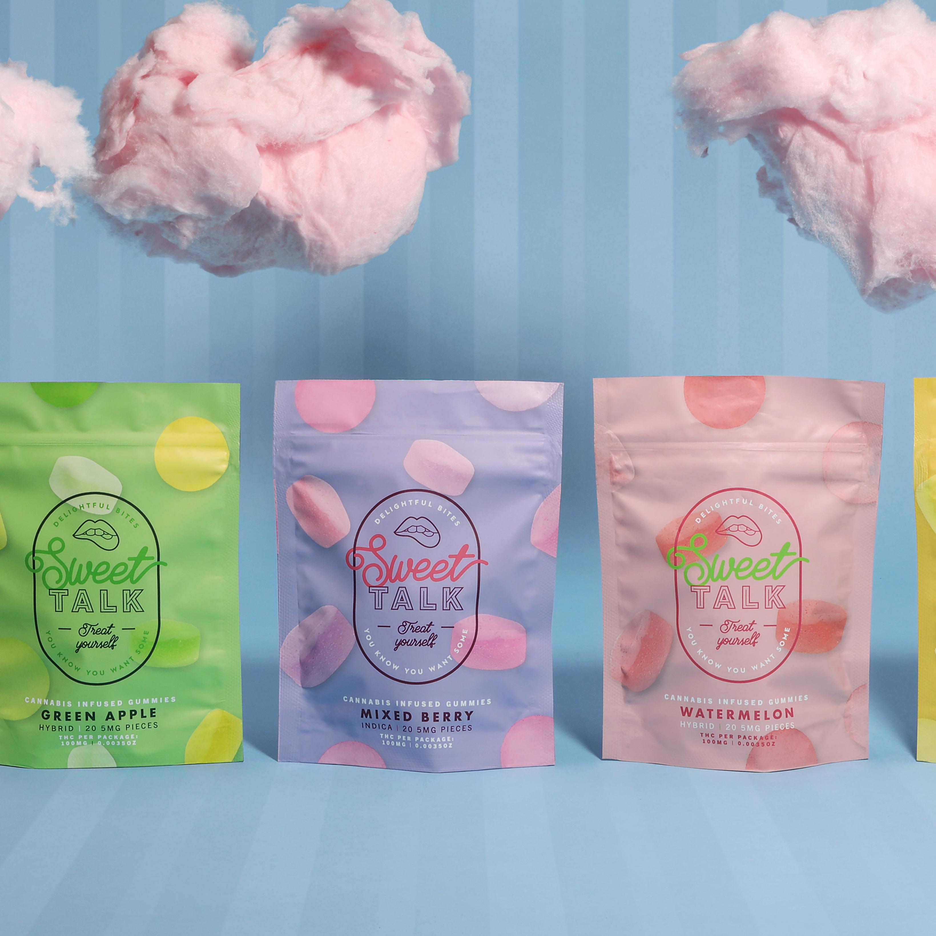 Sweet Talk gummys