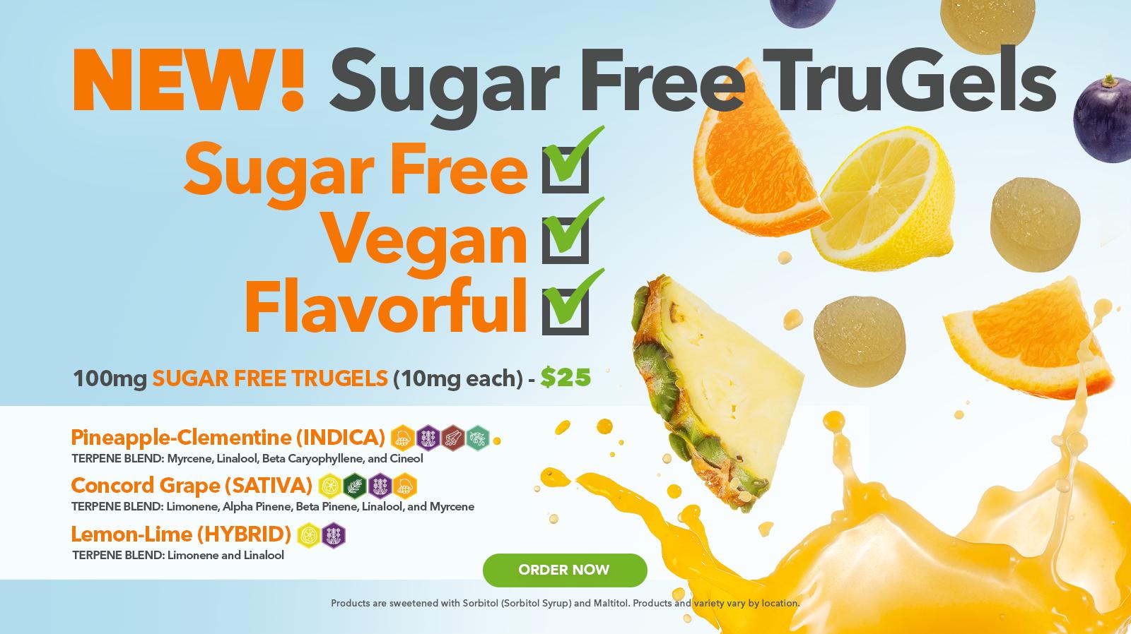 04/13 Sugar Free TruGels