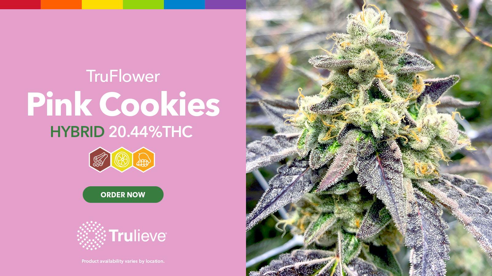 06/18 Pink Cookies Highlight