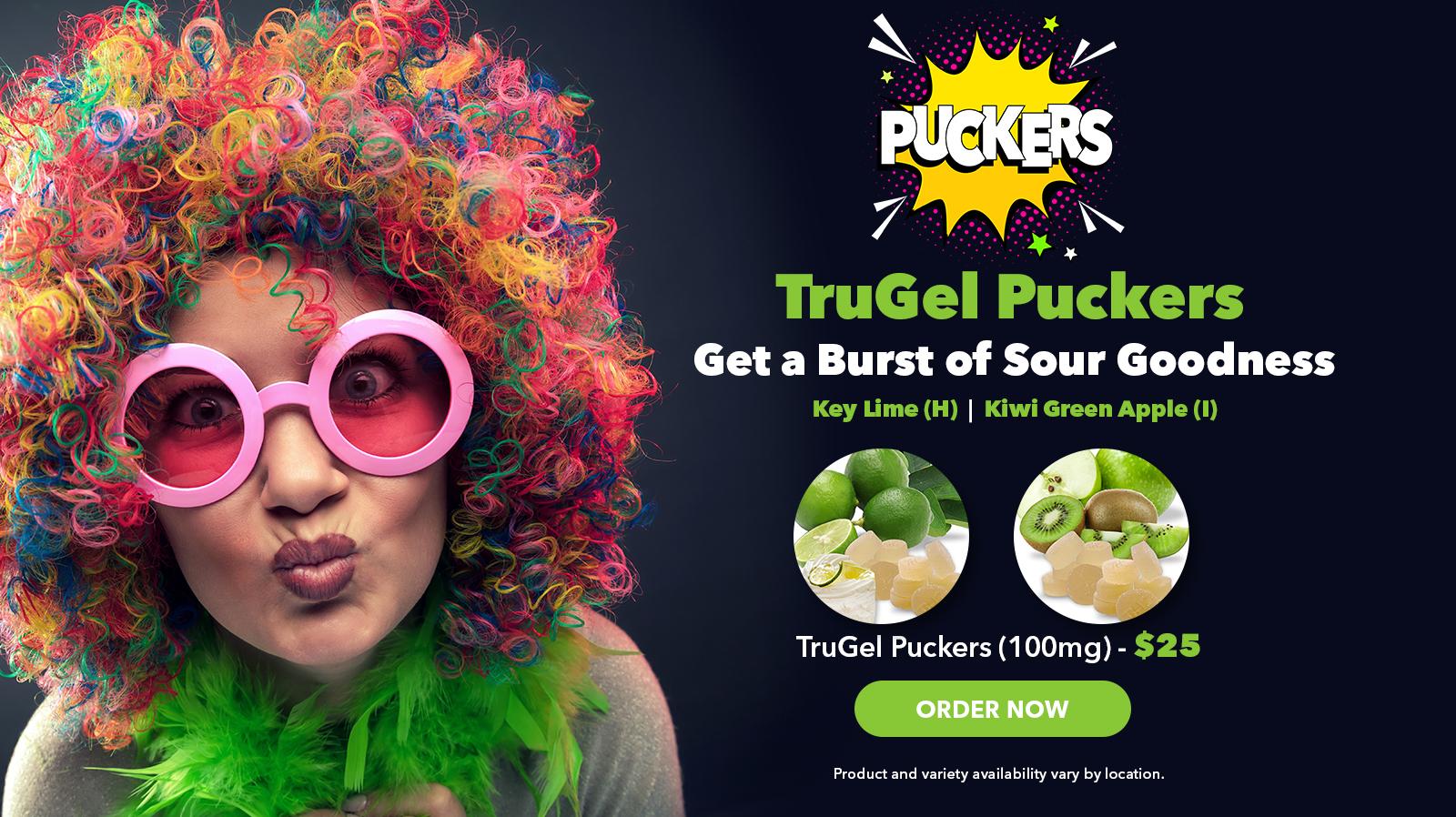 07.23 TruGel Puckers highlight