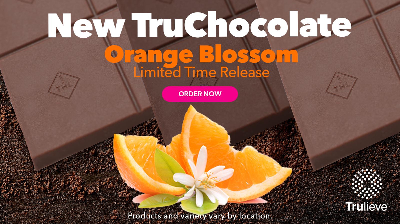 07.26 TruChocolate Orange Blossom