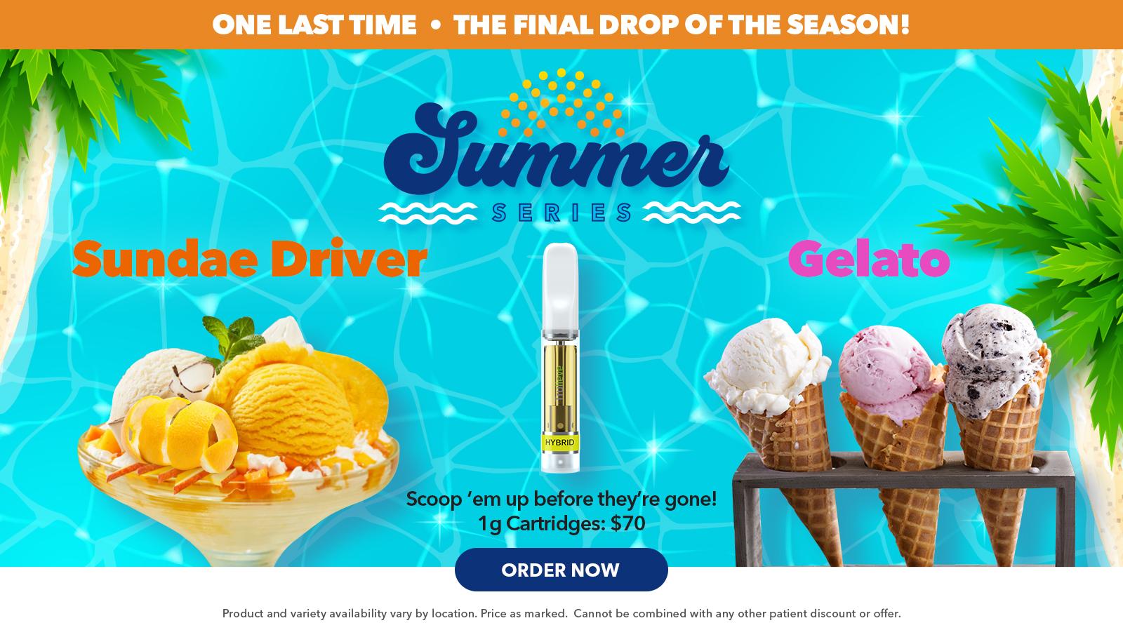 07/31 Final Summer Series Drop