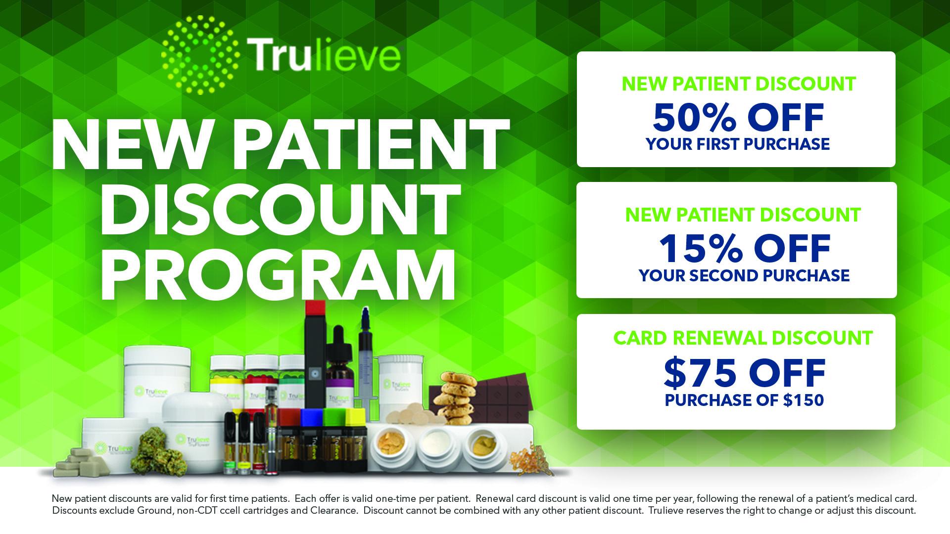 August 2021 New Patient Discount