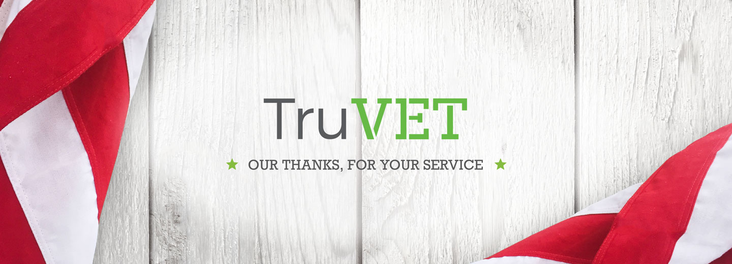 TruVet - You give to us, we give to you